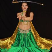 Wausau, WI Belly Dancer | Belly Dancer Ekaterina