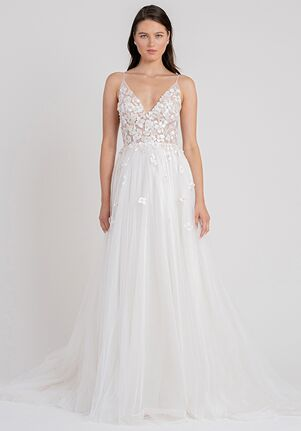 Jenny by Jenny Yoo Ellison Ball Gown Wedding Dress