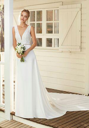 Rosa Clará Boheme CAELAN A-Line Wedding Dress