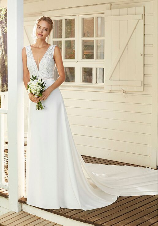 Rosa Clará Boheme CAELAN A-Line Wedding Dress