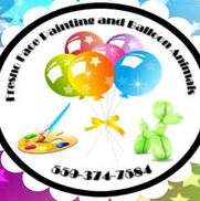 Fresno, CA Face Painting | Fresno Face Painting and Balloon Animals