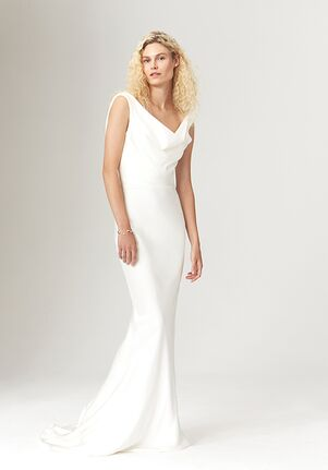 Savannah Miller Avalon Sheath Wedding Dress