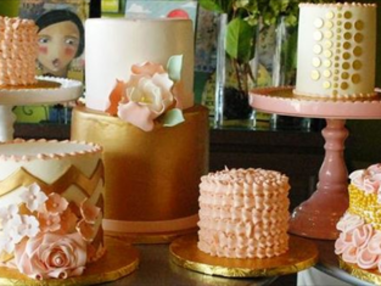 Wedding Cakes in Dallas