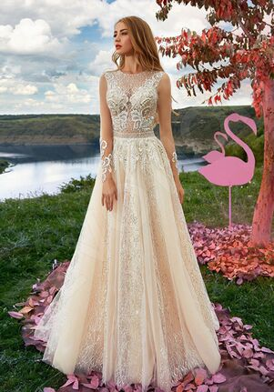 DevotionDresses Latorina A-Line Wedding Dress