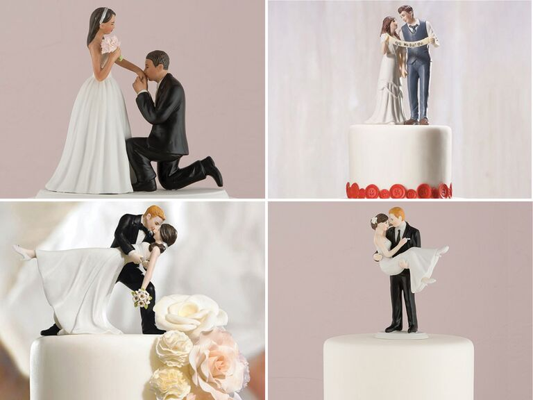 While Wedding Cake Toppers May Not Necessarily Be At The Top Of Your Planning Checklist It S A Fun Detail To Think About Little Closer