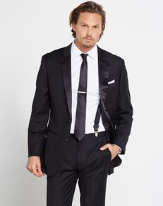 The Black Tux The Rat Pack Outfit Black Tuxedo