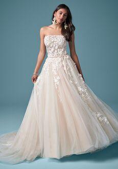 Maggie Sottero ZAREEN A-Line Wedding Dress