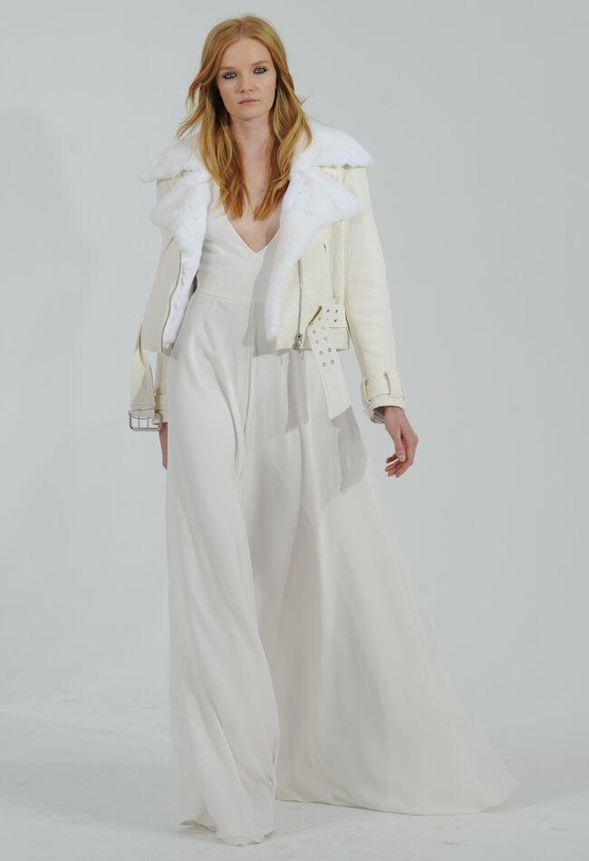 Houghton Wedding Dresses Fall/Winter 2015 | Kurt Wilberding | blog.theknot.com