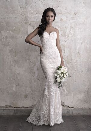 Madison James MJ468 Sheath Wedding Dress