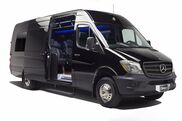 Sacramento, CA Party Bus | MGM Transportation Services