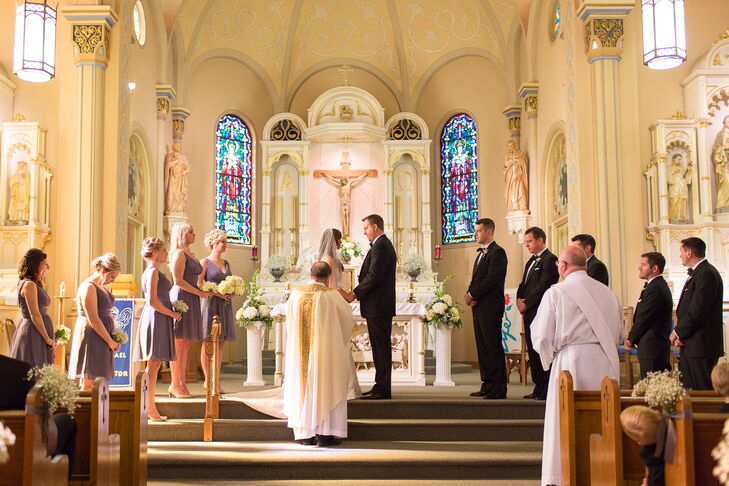 A Religious Ceremony at St. Paul in St. Louis