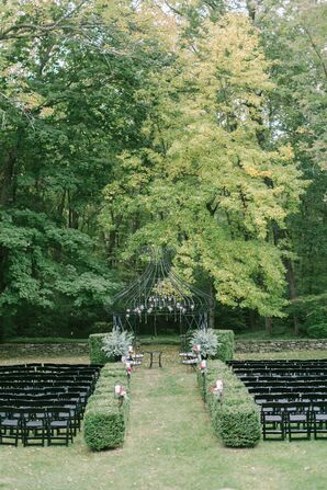Lord Thompson Manor Garden Ceremony