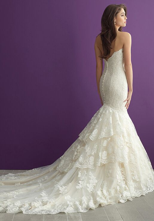 Allure Romance 2965 Mermaid Wedding Dress