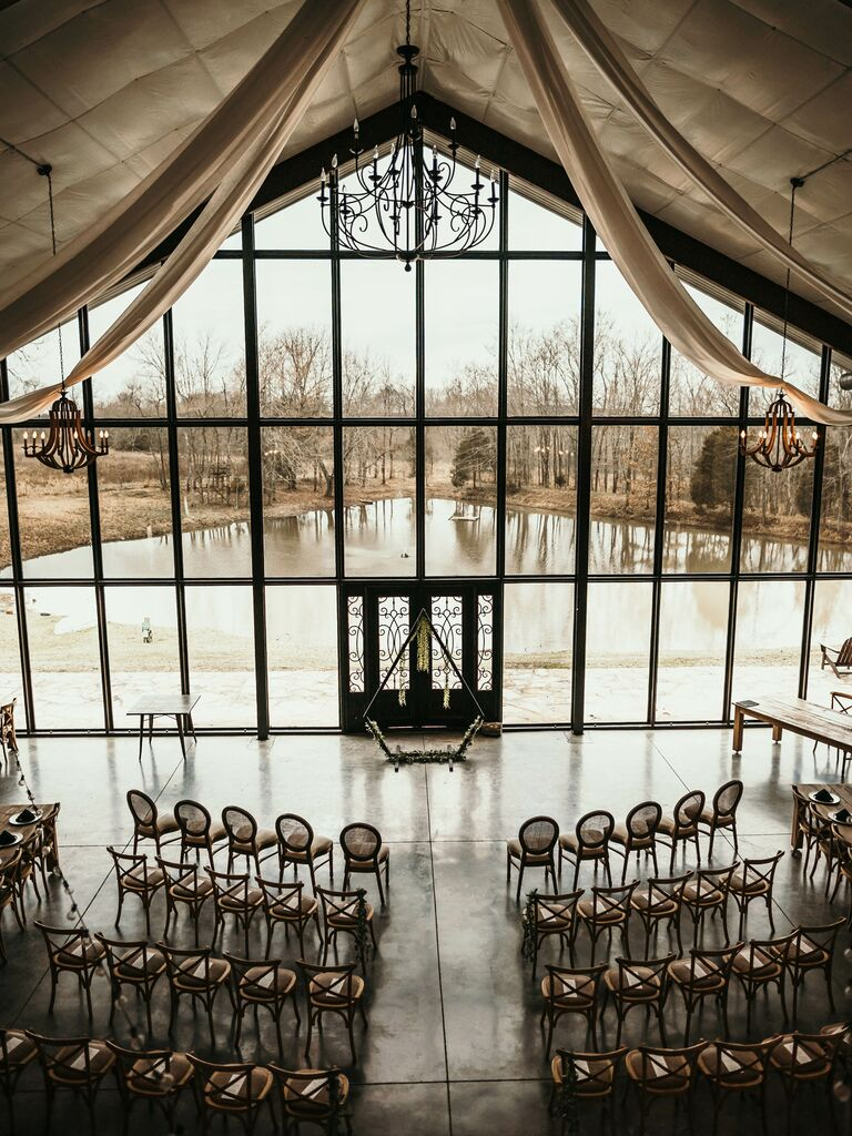 Wedding venue in Crofton, Kentucky.