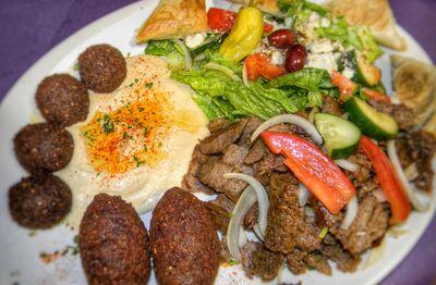 Ansari's Mediterranean Grill