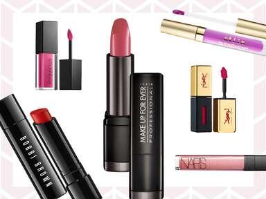 Kiss-proof lipstick