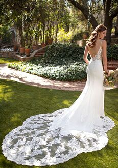 Essense of Australia D2900 Sheath Wedding Dress