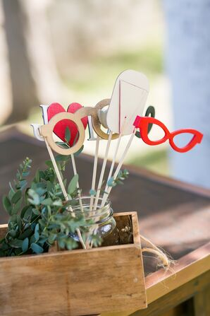 Whimsical Paper Photo Props