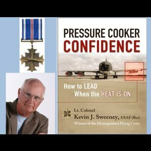 Dallas, TX Keynote Speaker | Kevin Sweeney,Combat Pilot,Lt Col,Fortune 50 Exec