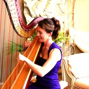 Denver, CO Classical Harp | Erin Newton