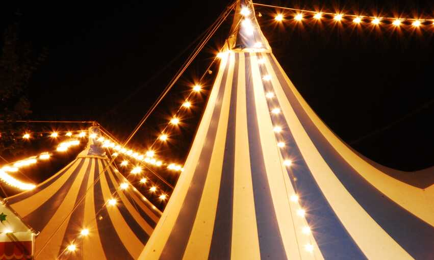 Circus party themed inspiration and ideas