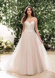 Jasmine Collection F181056 A-Line Wedding Dress