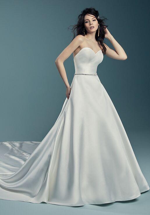 Maggie Sottero Benicia Ball Gown Wedding Dress