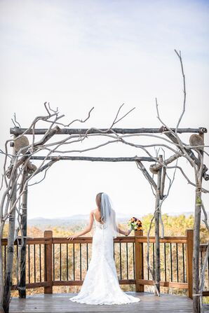 Rustic Wedding at Five Star Lodge and Stables