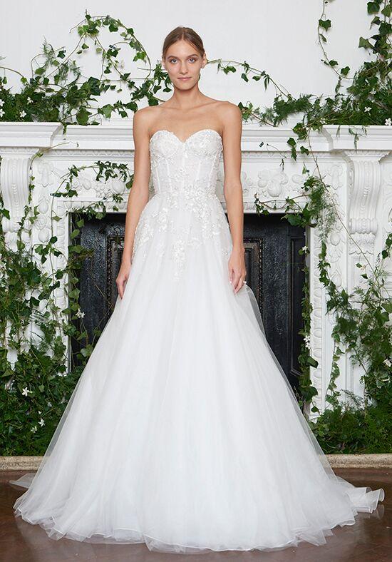 Monique Lhuillier Princeton Wedding Dress The Knot