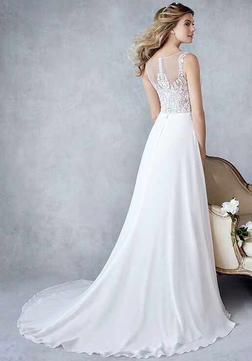 abcfc784ee80 Kenneth Winston  Ella Rosa Collection BE444 Wedding Dress - The Knot