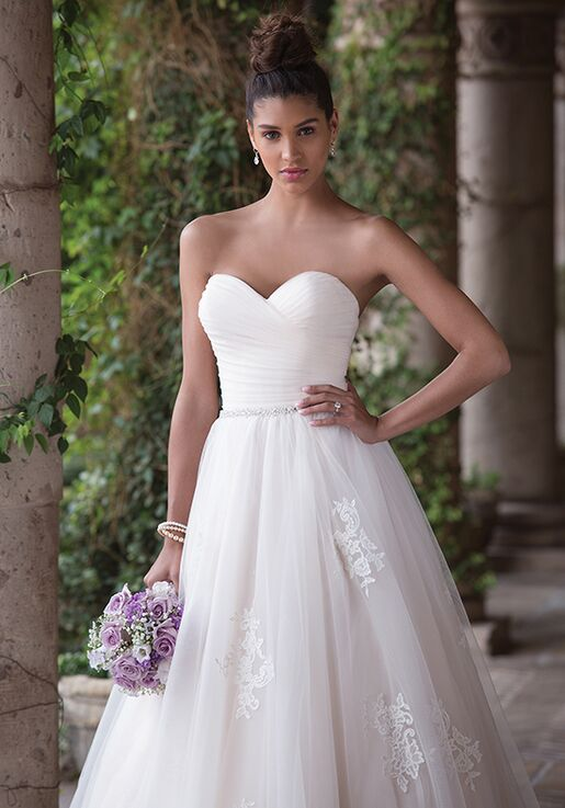 Sincerity Bridal 4036 Ball Gown Wedding Dress