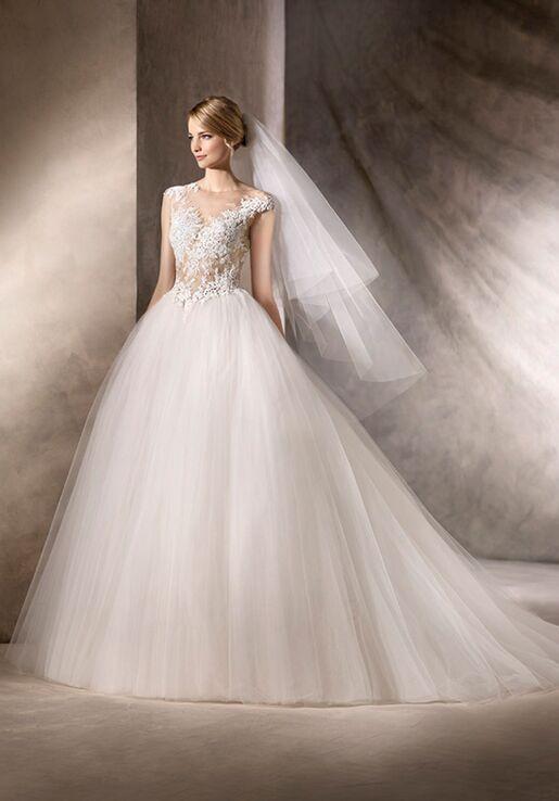 LA SPOSA HALAR Wedding Dress - The Knot
