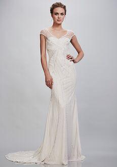 THEIA 890522 Sheath Wedding Dress