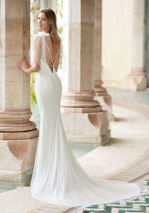 Rosa Clará Soft Rubia Mermaid Wedding Dress