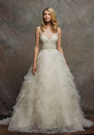 Enaura Bridal Couture ES763 - Florentine Ball Gown Wedding Dress