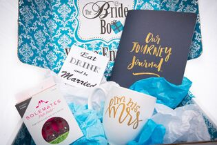 The Bride Box - bridal gifts every month!