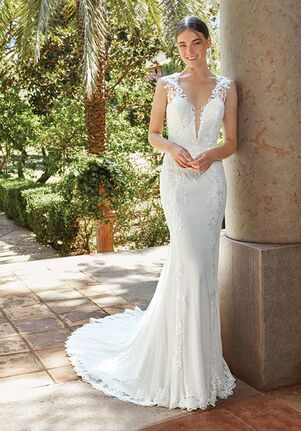 Sincerity Bridal 44204 Mermaid Wedding Dress