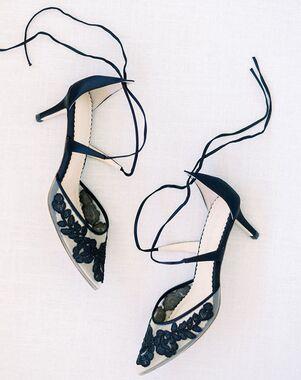 Bella Belle AMELIA BLACK Black Shoe