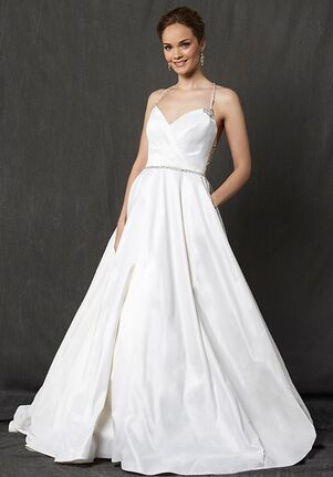 Michelle Roth for Kleinfeld Tillie A-Line Wedding Dress
