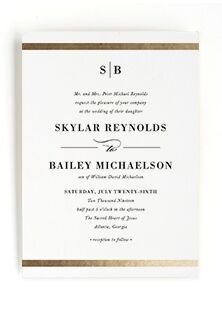 Wedding Invitation Wording Templates, Tips and Etiquette