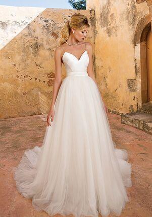 Justin Alexander 88065 Sheath Wedding Dress