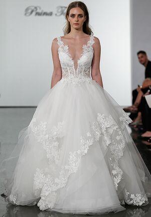 Pnina Tornai for Kleinfeld 4717 Ball Gown Wedding Dress