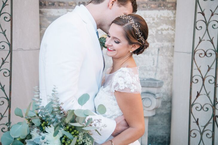 While planning their November wedding in the north side of the city, to-be-weds Sarah Rogers (28 and a social worker) and Robert Kull (29 and in geogr