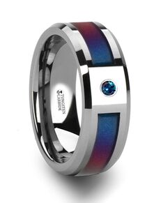 Mens Tungsten Wedding Bands 3069-TCPI Tungsten Wedding Ring