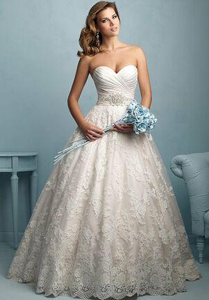 Allure Bridals 9202 Ball Gown Wedding Dress
