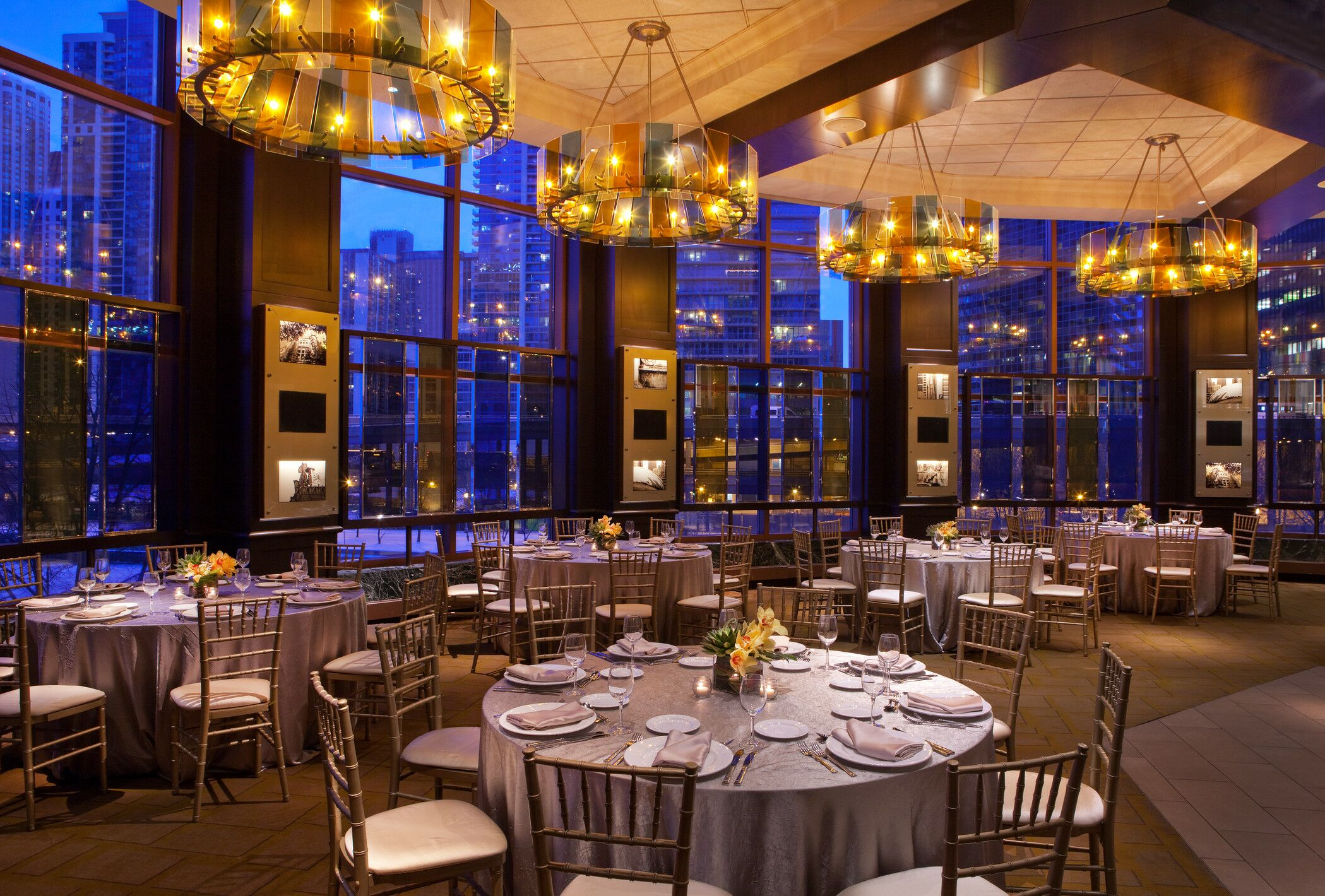 sheraton grand chicago reception venues chicago il. Black Bedroom Furniture Sets. Home Design Ideas