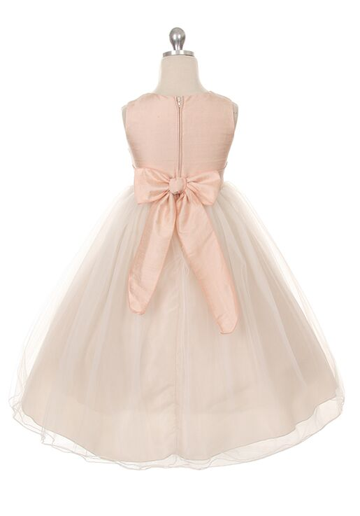 Kid's Dream 135 Pink Flower Girl Dress
