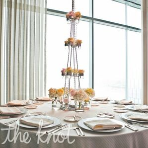 Tall Tiered Centerpieces
