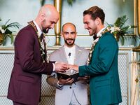 How to Get Ordained and Officiate a Friend's Wedding