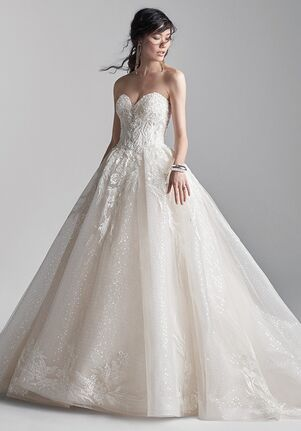 Sottero and Midgley TROY Ball Gown Wedding Dress